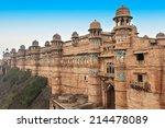Gwalior Fort In Gwalior  Madhy...