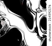 Art Abstract Monochrome Fractal ...