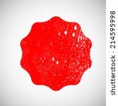 grunge rubber stamp | Shutterstock .eps vector #214595998