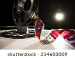 cinema | Shutterstock . vector #214603009