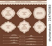 vector illustration of a... | Shutterstock .eps vector #214760383