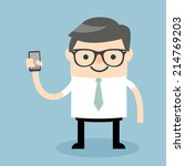 vector illustration of a... | Shutterstock .eps vector #214769203