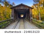 Elder's Covered Bridge In The...