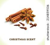 Christmas Scent Cinnamon Anise...