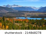 Beautiful Dillon Reservoir...