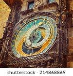 Prague Astronomical Clock ....