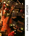 Christmas Composition With...