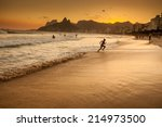 View Of Ipanema Beach In The...