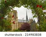 View Of The Cathedral Of Notre...