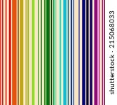 rainbow colored seamless... | Shutterstock .eps vector #215068033