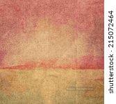 grunge retro vintage paper... | Shutterstock .eps vector #215072464