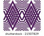 decorative wallpaper design via ... | Shutterstock .eps vector #21507829
