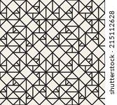 vector seamless pattern. modern ... | Shutterstock .eps vector #215112628