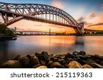 Hell Gate And Triboro Bridge A...