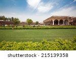 agra  india   april 12 ... | Shutterstock . vector #215139358