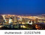 Salt Lake City Overview In The...