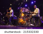Постер, плакат: Joshua Redman Quartet playing