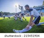 ukraine  kyiv   september 6 ... | Shutterstock . vector #215451904
