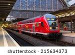Regional Express Train In...
