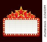 neon sign | Shutterstock .eps vector #21565399
