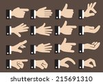 isolated vector icon set of...