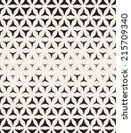vector seamless pattern. modern ... | Shutterstock .eps vector #215709340
