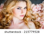 Portrait Of A Beautiful Blonde...