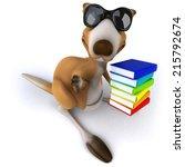 kangaroo | Shutterstock . vector #215792674