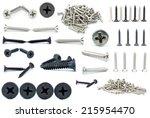 screw in white back   Shutterstock . vector #215954470