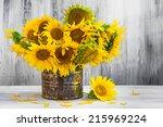 Still Life. Bouquet Of...