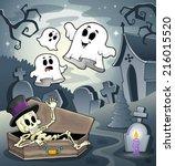 skeleton theme image 4   eps10...   Shutterstock .eps vector #216015520
