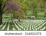 Arlington Cemetery Graveyard...