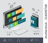 infographic communication and...