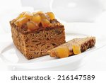 Ginger Cake With Candied Ginger