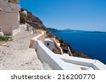 detail of architecture in... | Shutterstock . vector #216200770
