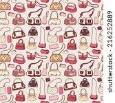 Background Of Women Handbags....
