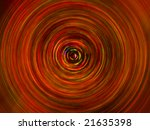 A circular motion abstract blur background. - stock photo