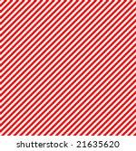 Diagonal Red Stripes Background ...