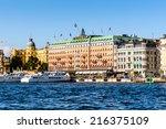 Stockholm  Sweden   September ...