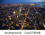 City View Of Manhattan New York