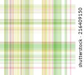 tartan plaid pattern | Shutterstock . vector #216409150