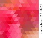abstract background consisting...   Shutterstock .eps vector #216438790