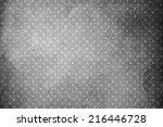 old worn wallpaper texture in... | Shutterstock . vector #216446728