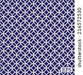 traditional japanese pattern... | Shutterstock .eps vector #216572530