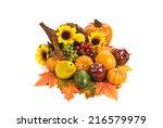Beautiful Autumn Cornucopia ...