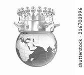 Fantastic Crown On Earth...