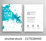 Vector Template Poster....
