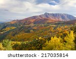 Montseny Natural Park In The...