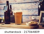 Craft Beer In Bar