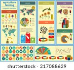 agriculture  farming... | Shutterstock .eps vector #217088629